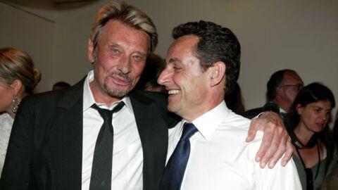 Johnny Hallyday: comment le rocker harcelait Nicolas Sarkozy jours et nuits