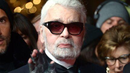 Karl Lagerfeld: pourquoi il refuse de prendre l'avion avec plus de trois personnes