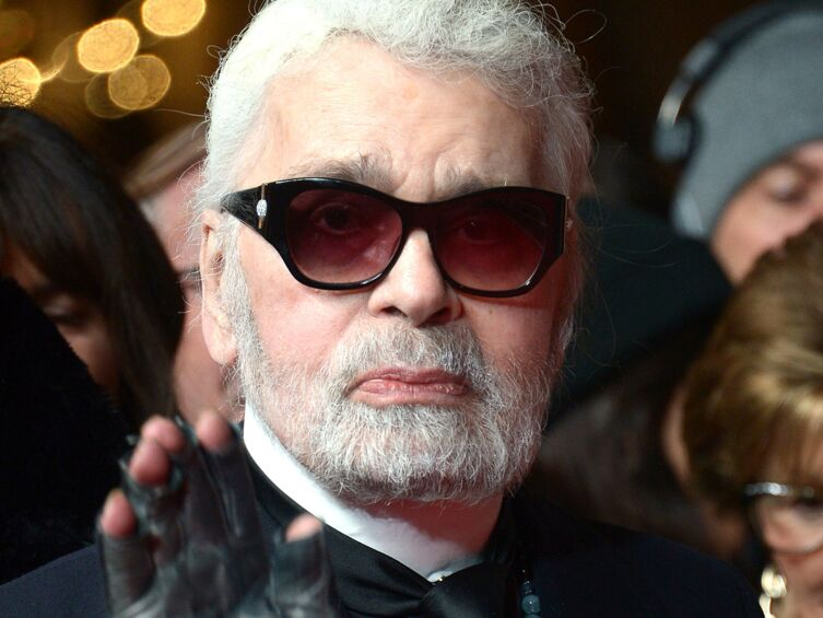 Karl Lagerfeld : pourquoi il refuse de prendre l'avion ...