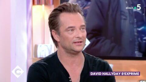 VIDEO David Hallyday: ce qu'il a pensé de la messe hommage à Johnny