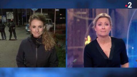 VIDEO Anne-Sophie Lapix: son énorme bourde en direct du JT de France 2