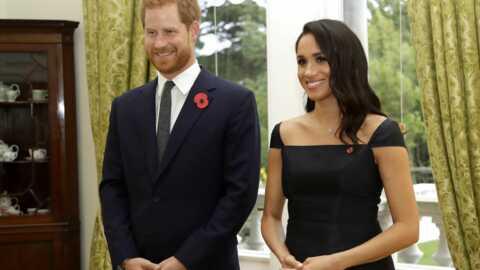 Meghan Markle séparée du prince Harry le matin de Noël