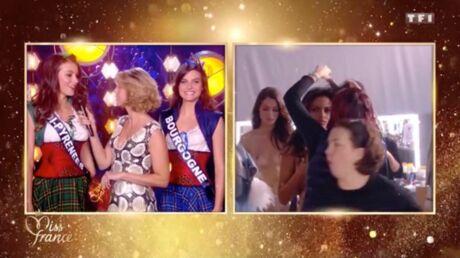 Miss France 2019: des candidates filmées nues, la grosse boulette de TF1 en plein direct
