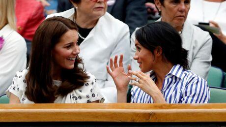 Meghan Markle et Kate Middleton: pourquoi c'est la guerre