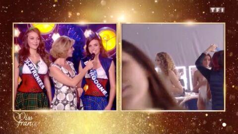 Miss France 2019: Miss Aquitaine nue sur TF1, ce conseil radical qu'elle a reçu des internautes