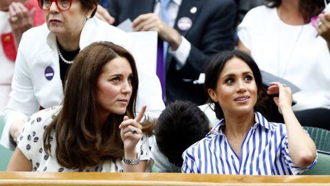 Kate Middleton rappelée à l'ordre par la reine Elisabeth II, elle l'oblige à fêter Noël avec Meghan Markle!