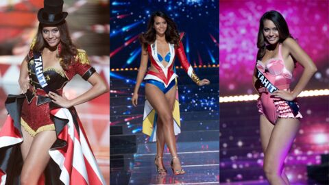 PHOTOS Miss France 2019 : retour sur les costumes sexy de Vaimalama Chaves