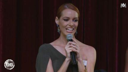 VIDEO Maëva Coucke se vautre monumentalement en tentant de parler anglais à Miss Monde