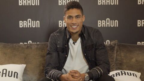 VIDEO Routine beauté, cette star qui l'inspire… 5 questions à Raphaël Varane