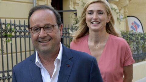 Julie Gayet heureuse avec François Hollande: elle refuse d'écouter les critiques