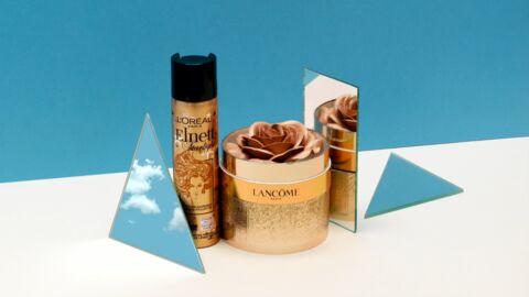 Jeu concours – tentez de gagner la laque L'Oréal Paris et la Rose à Poudrer Lancôme