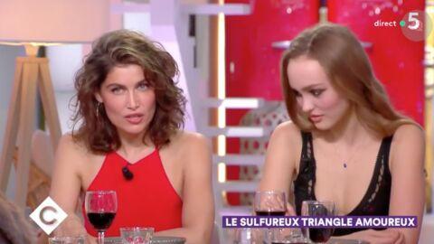 VIDEO Laetitia Casta en couple avec Louis Garrel: elle confie sa «peur» avant le tournage de leur film commun
