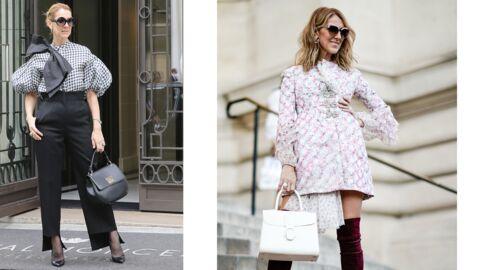 Céline Dion: ces 10 looks qui prouvent qu'elle est à la pointe de la mode