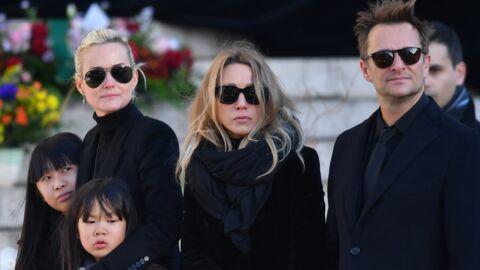 Procès Hallyday: la justice protège David Hallyday et Laura Smet