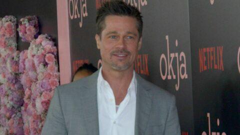 Brad Pitt heureux: il a fêté son 55e anniversaire avec ses enfants
