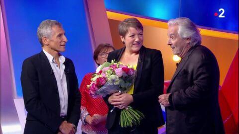 VIDEO Marie-Christine (Tout le monde veut prendre sa place) a dîné avec Pierre Arditi dans des conditions surprenantes!