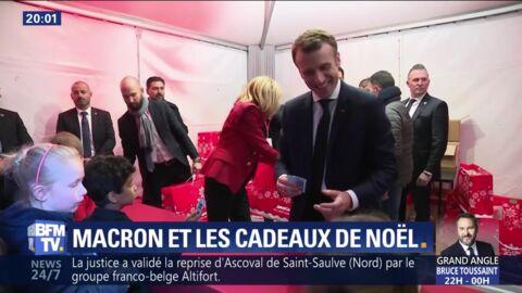VIDEO Emmanuel Macron: cette petite blague qui ne passe pas du tout auprès des Gilets jaunes
