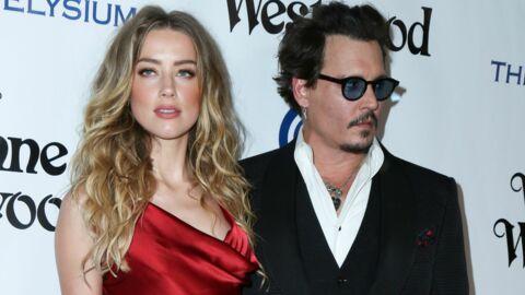 Amber Heard raconte l'enfer qu'elle a vécu après avoir divorcé de Johnny Depp