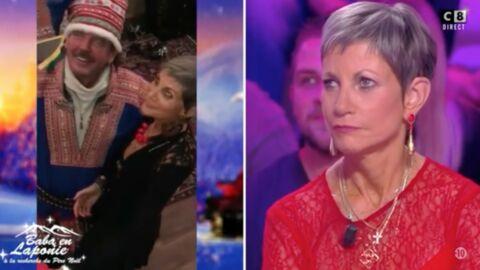 VIDEO Isabelle Morini-Bosc embrasse un inconnu à pleine bouche et choque les internautes
