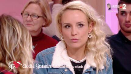 VIDEO Elodie Gossuin: son étonnante réaction en apprenant qu'elle était à nouveau enceinte de jumeaux