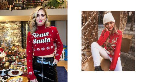 Les influenceuses se l'arrachent toutes: le pull de Noël