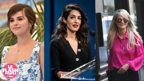 Podcast audio:  Selena Gomez de retour, le prix de la robe d'Amal Clooney… Le Flash People du jour