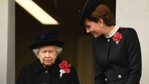 Kate Middleton: le petit tacle de la reine Elizabeth II qui va laisser des traces