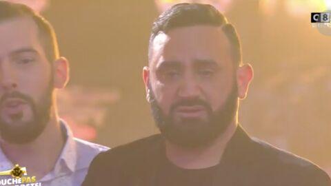 VIDEO TPMP: Cyril Hanouna ému aux larmes en découvrant le cadeau de ses fans