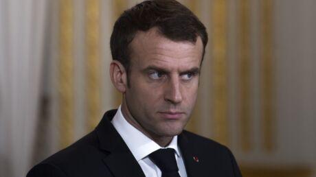 Emmanuel Macron: sa nouvelle technique étonnante pour tenter d'apaiser les tensions