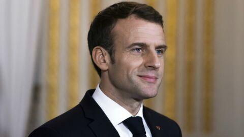 Photo Emmanuel Macron On Sait Enfin Ce Qu Il A Fait Le Jour De Son