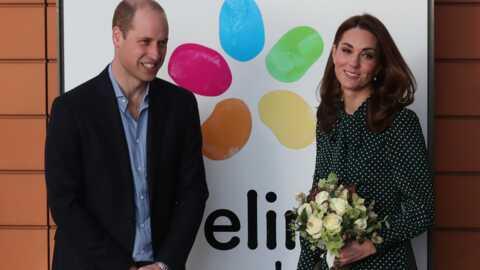 Quand le prince William tentait d'esquiver une question gênante sur Kate Middleton