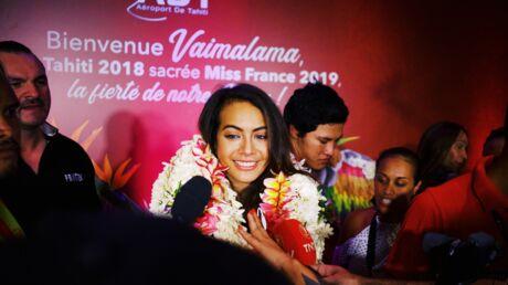 PHOTOS Miss France 2019 ovationnée à Tahiti: Vaimalama Chaves a reçu une prestigieuse médaille