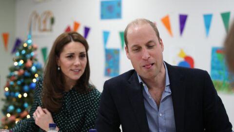 Kate Middleton et le prince William ont désobéi à Elizabeth II pour le réveillon de Noël