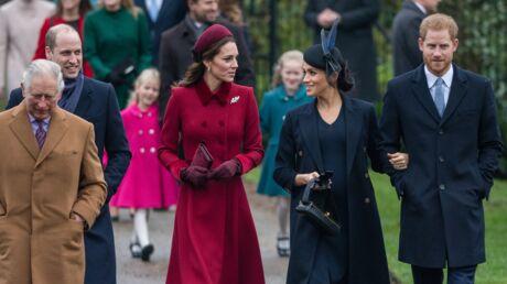 Meghan Markle et Kate Middleton: les deux duchesses extrêmement complices à la messe de Noël