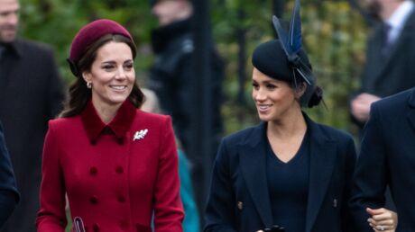 Kate Middleton et Meghan Markle: ces deux personnes à l'origine de leur réconciliation