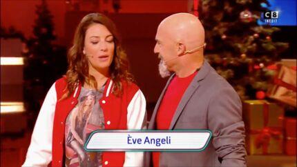 VIDEO Vincent Lagaf': son accueil quelque peu gênant d'Eve Angeli dans Strike