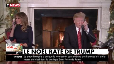 VIDEO Donald Trump gâche le Noël d'un enfant avec LA réflexion à ne pas faire