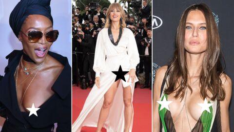 Rétro 2018: Naomi Campbell, Jennifer Lawrence, Nicki Minaj… Les plus gros accidents de robes