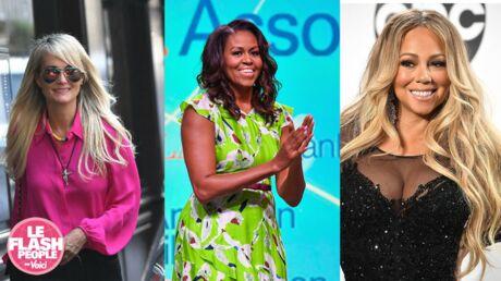 Podcast audio: Un nouveau sourire pour Loana, un record pour Mariah Carey… Le Flash People du jour