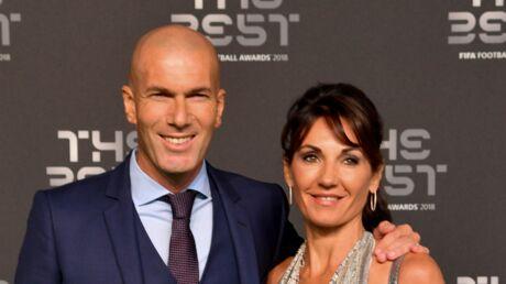 PHOTO Véronique Zidane en maillot de bain pour un beau cliché de famille