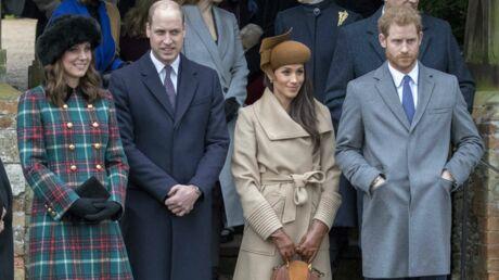 Famille royale: Kate, William, Meghan et Harry font le bilan de leur année dans une adorable vidéo