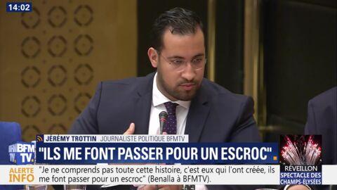 Emmanuel Macron: son dernier échange (très récent) avec Alexandre Benalla dévoilé