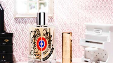 Parfum éco-responsable et rouge fatal
