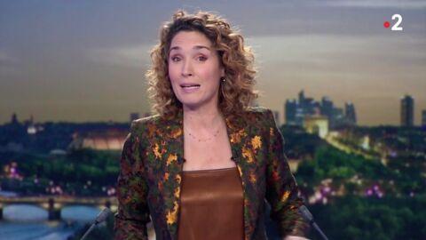 VIDEO Vœux d'Emmanuel Macron: le drôle de lapsus de Marie-Sophie Lacarrau sur France 2