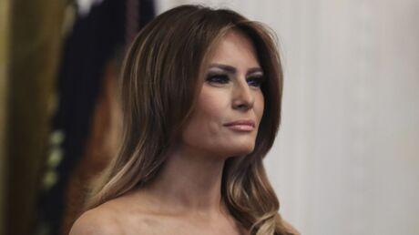 PHOTOS Melania Trump nue sous son manteau? Ces clichés qui font jaser