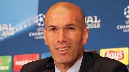 PHOTOS Zinédine Zidane: pourquoi sa dernière photo de famille trouble les internautes