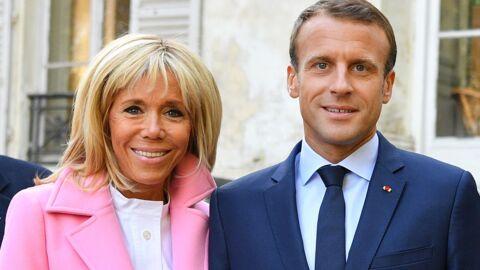 Brigitte et Emmanuel Macron: cet objet surprenant qu'ils vont bientôt mettre en vente