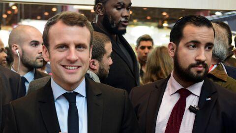 8a8562beca3 Emmanuel Macron insulte Alexandre Benalla et avoue lui avoir répondu deux  fois