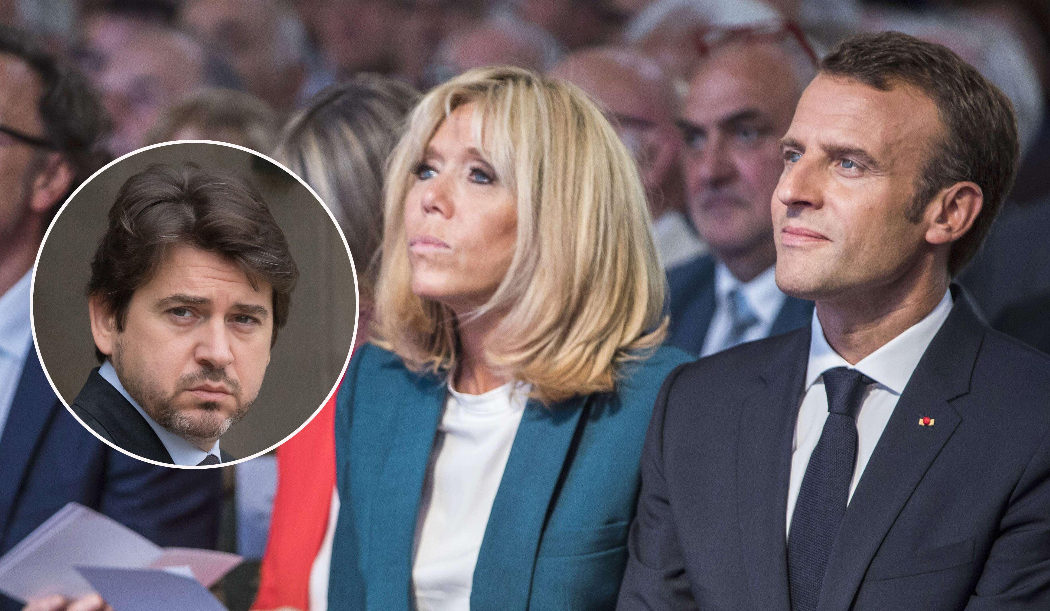 Emmanuel Macron Quand Son Directeur De Communication S