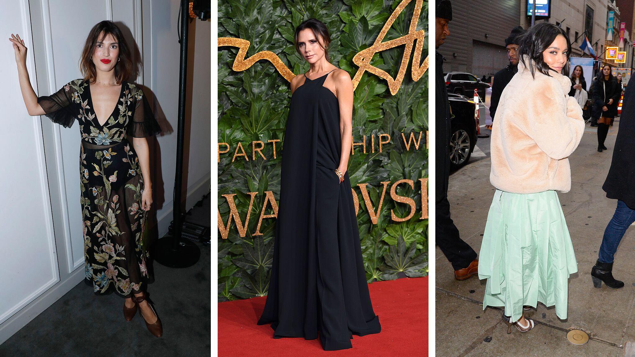 Comment porter la robe longue ? Quelle longueur et quelle